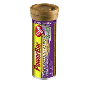 PowerBar 5 Electrolytes - Nutrition sport - Black Currant 10 Tabs